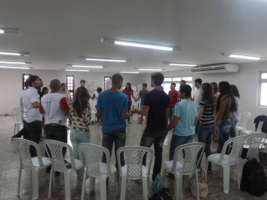 Retiro da Crisma no Seminário Diocesano 31.08.2014 (16)