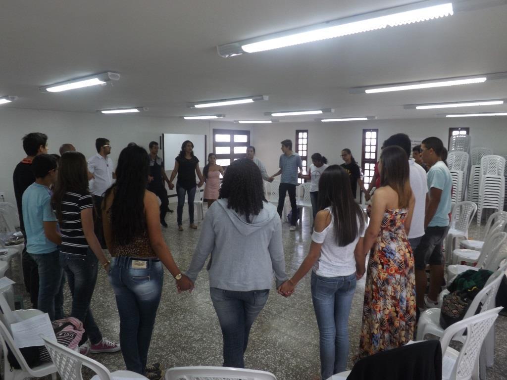 Retiro da Crisma no Seminário Diocesano 31.08.2014 (17)