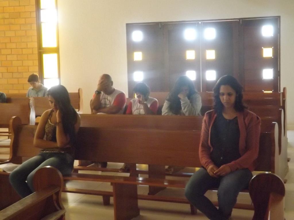 Retiro da Crisma no Seminário Diocesano 31.08.2014 (20)