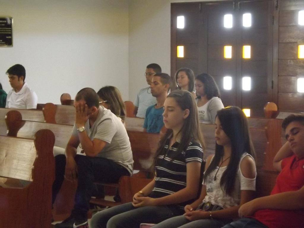 Retiro da Crisma no Seminário Diocesano 31.08.2014 (23)
