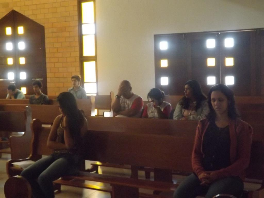 Retiro da Crisma no Seminário Diocesano 31.08.2014 (24)