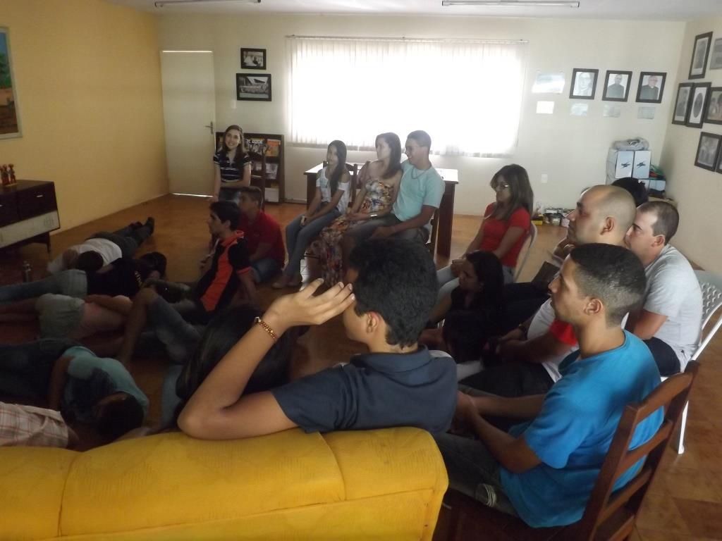 Retiro da Crisma no Seminário Diocesano 31.08.2014 (53)