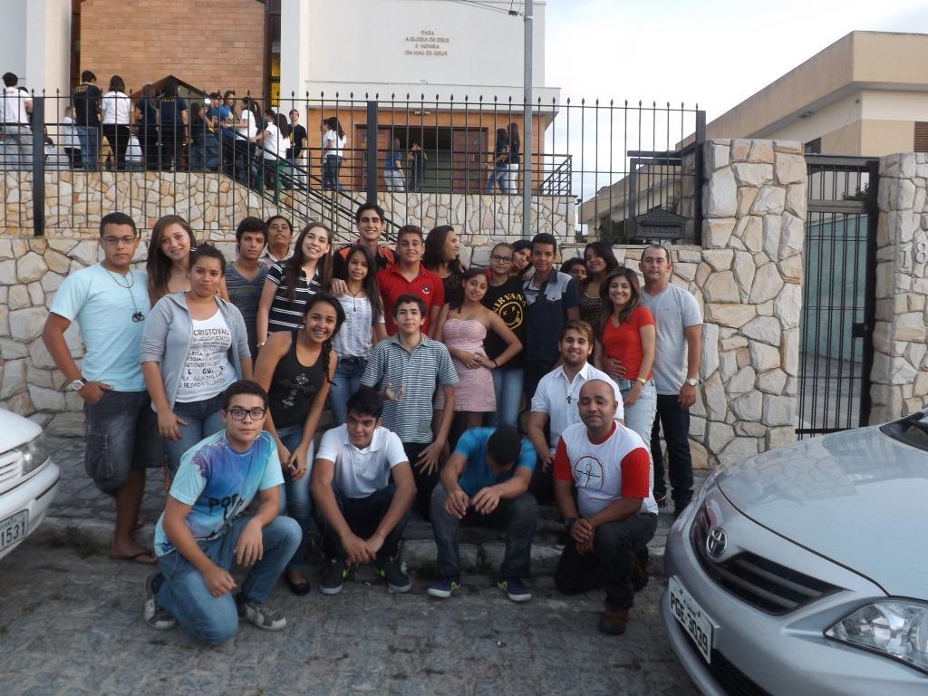 Retiro da Crisma no Seminário Diocesano 31.08.2014 (69)