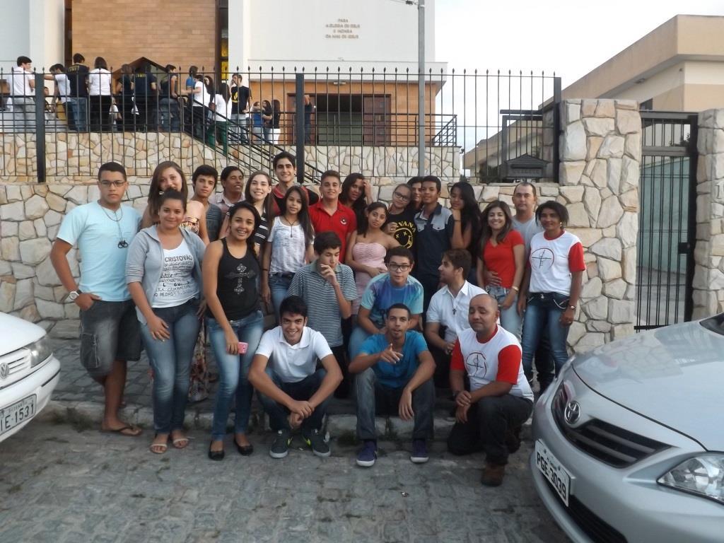 Retiro da Crisma no Seminário Diocesano 31.08.2014 (70)