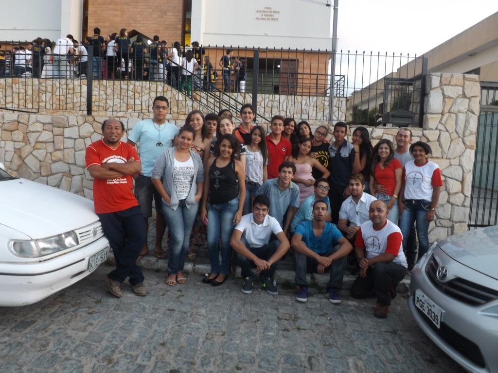 Retiro da Crisma no Seminário Diocesano 31.08.2014 (72)