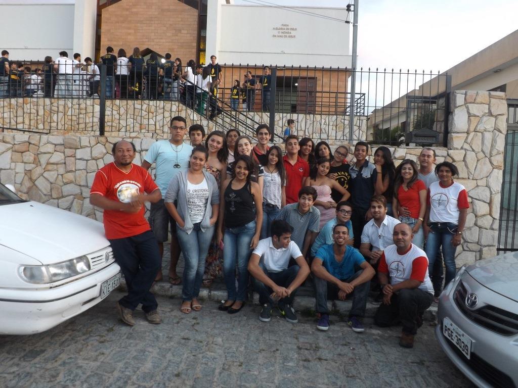 Retiro da Crisma no Seminário Diocesano 31.08.2014 (74)