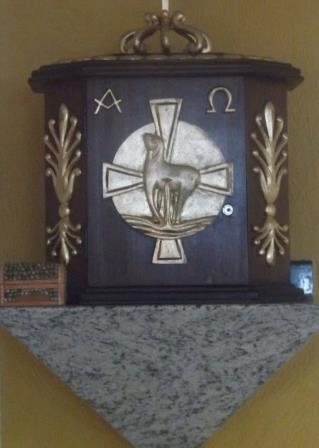 sacrario da capela (1)